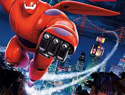 การ์ตูน Big Hero 6 (2014) บิ๊กฮีโร่ 6