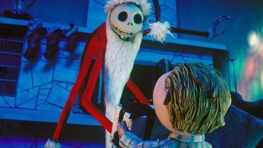 การ์ตูน ฝันร้ายฝันอัศจรรย์ ก่อนวันคริสต์มาส