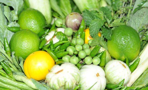 ข้อดีด้านสุขภาพที่สำคัญของผักดิบ
