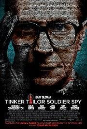 รีวิวเรื่องTINKER TAILOR SOLDIER SPY
