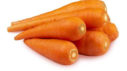 สุขภาพและประโยชน์อันน่ามหัศจรรย์ของแครอท